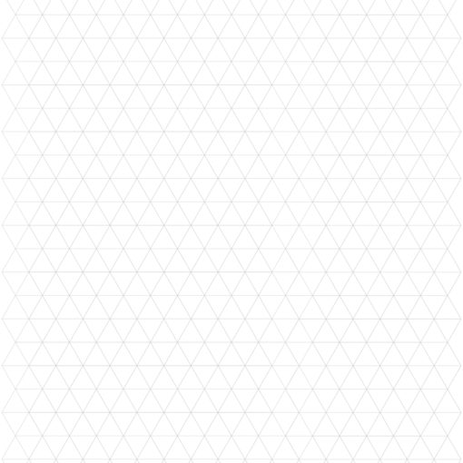 Free Equilateral Triangle Graph Paper | The Quilter'S Planner