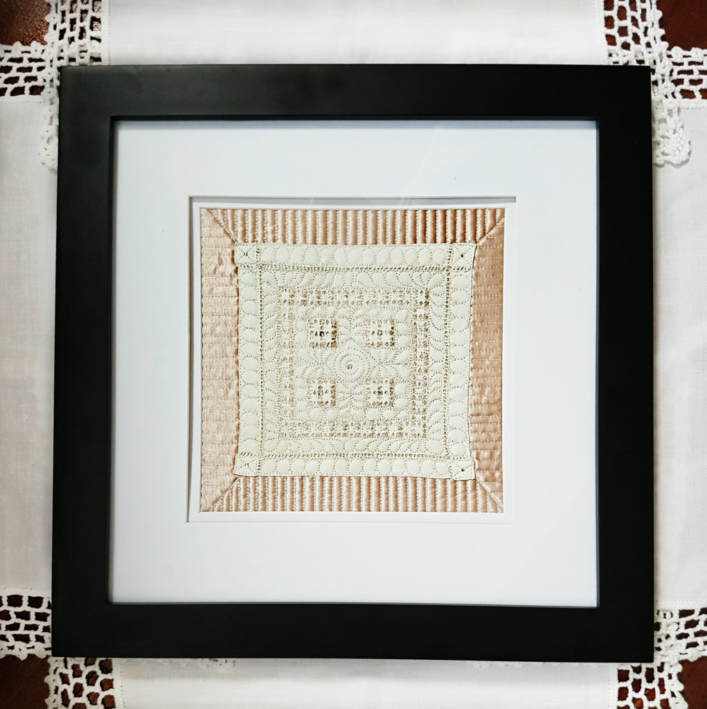 Win a Kelly Cline Framed Quilt Square! | quiltersplanner.com