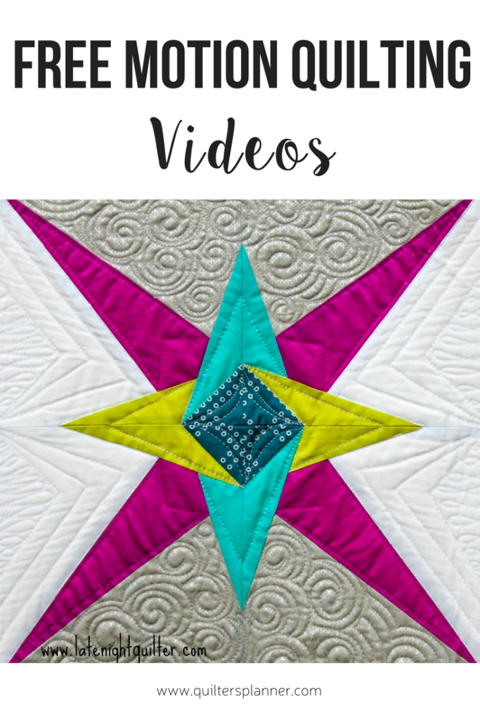 Free Motion Quilting Videos: Loops, Ls and Es, and Pebbles | The ... : free quilt videos - Adamdwight.com