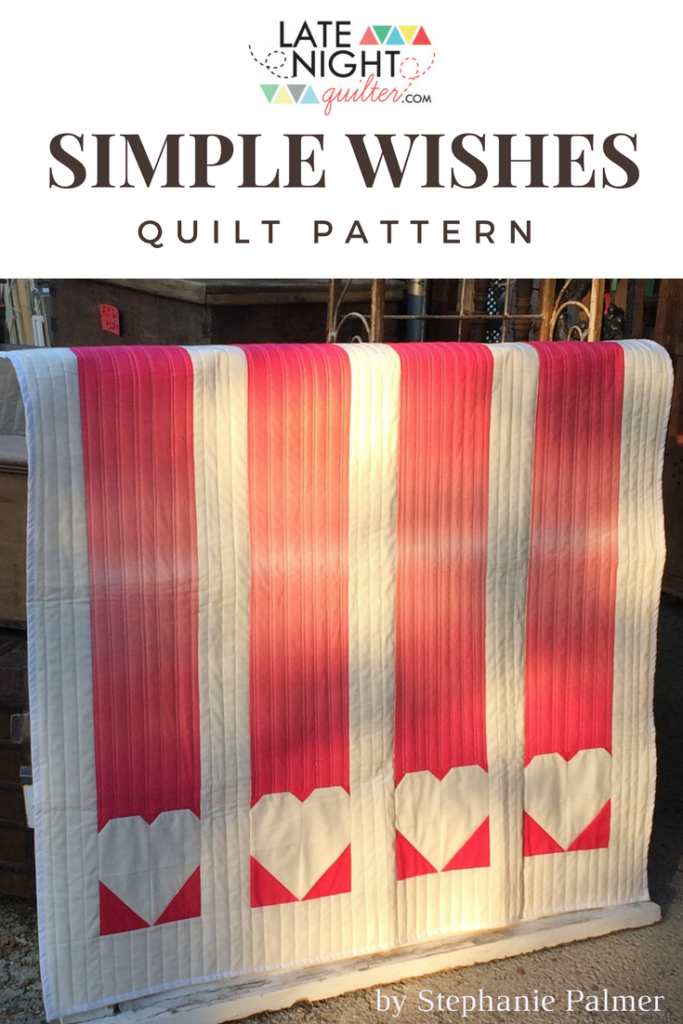 Simple Wishes Free Quilt Pattern Is Quick Easy And Fun To Make