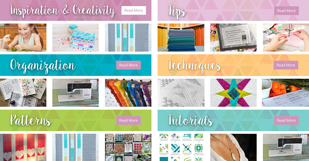 QuiltersPlanner.com is the ultimate information source for quilters!