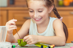 Teach Your Child To Sew with these 5 Easy Tips