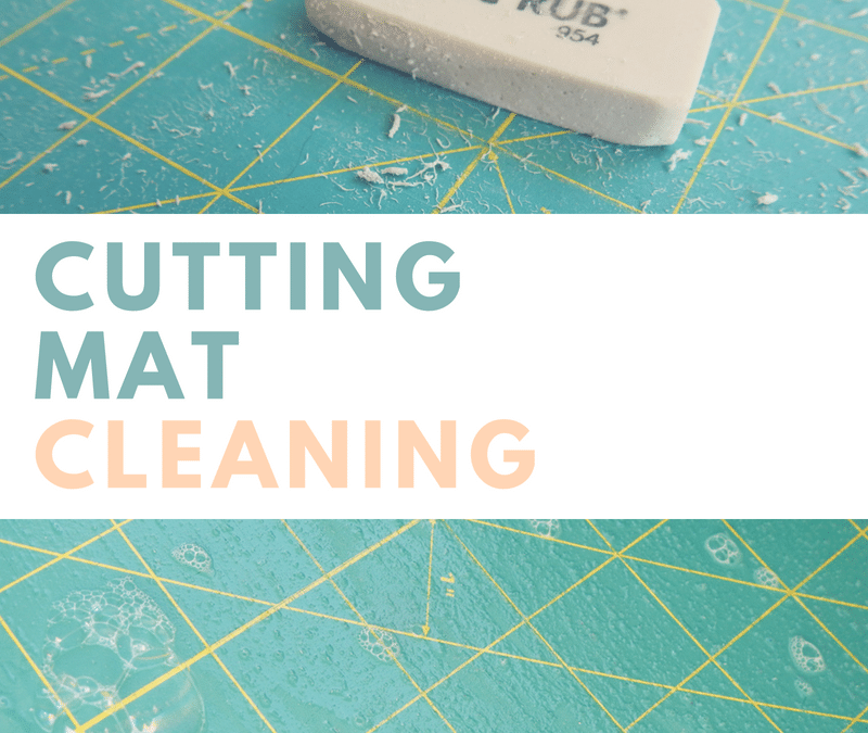 Cutting Mat Cleaning