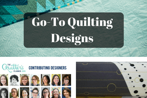 Go-To Quilting Designs