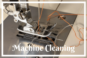 Machine Cleaning