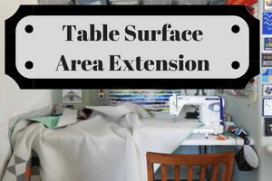 Table Surface Area Extension
