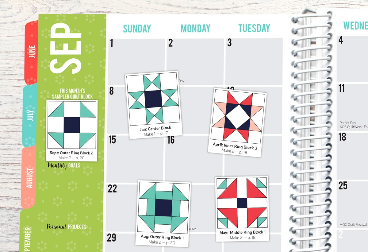 2019-QP-sticker-mockup | The Quilter's Planner