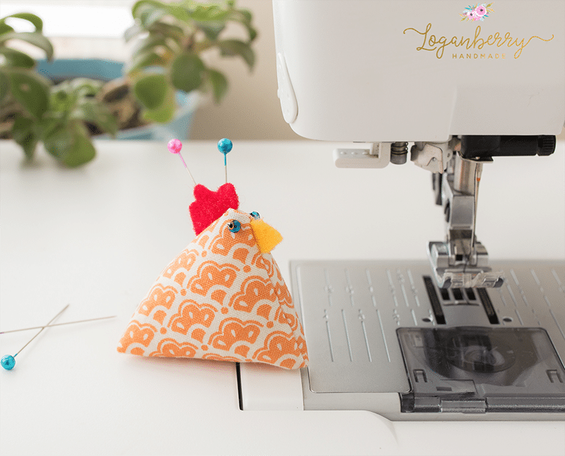 5 Free Pincushion Patterns You\'ll Love | The Quilter\'s Planner