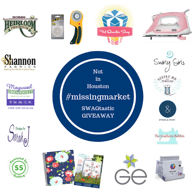 2018 Missing Market Blog Hop and Giveaway