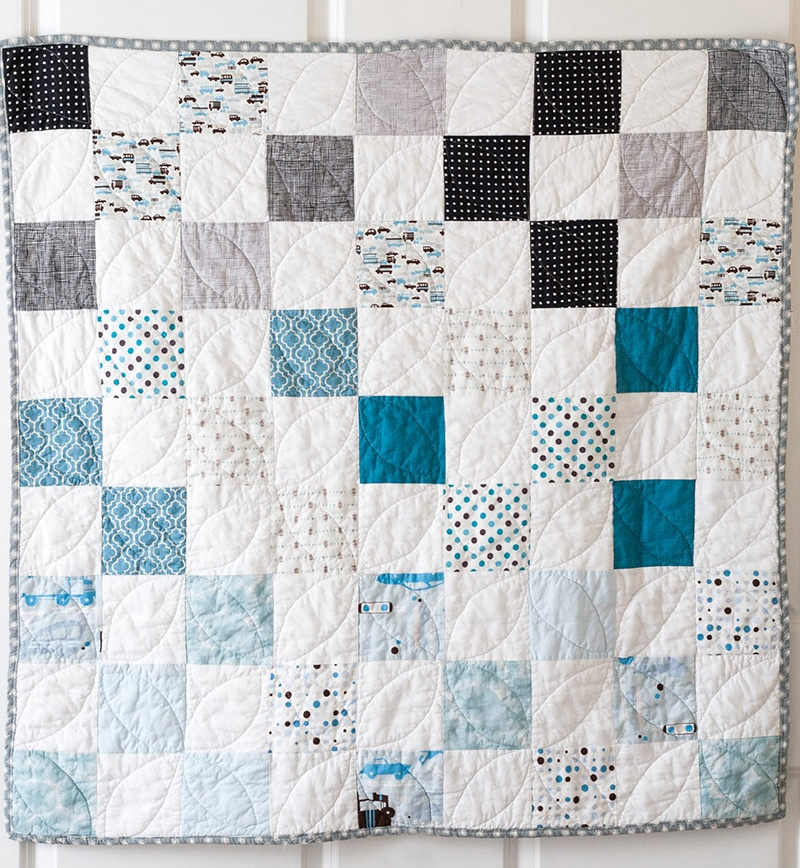 3 Free Must Sew Baby Quilt Patterns The Quilter S Planner
