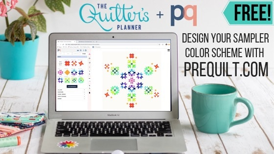 Play with Color in your Quilt before you Sew with PreQuilt!