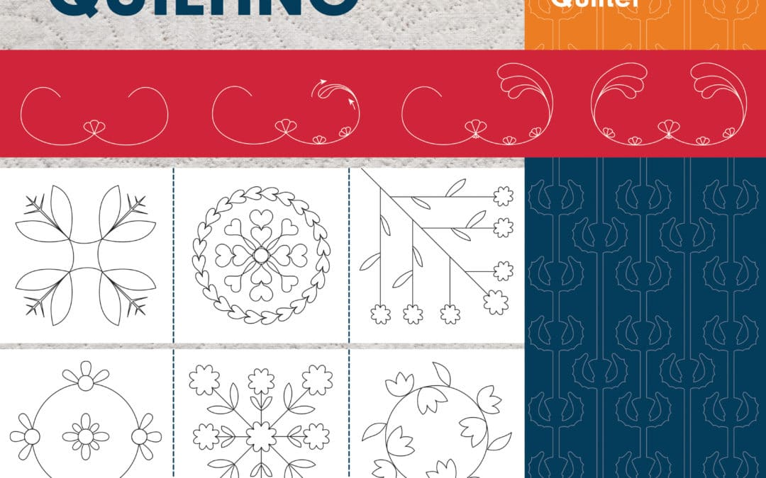 Inspired Free Motion Quilting Blog Tour {My Favorite New Book)