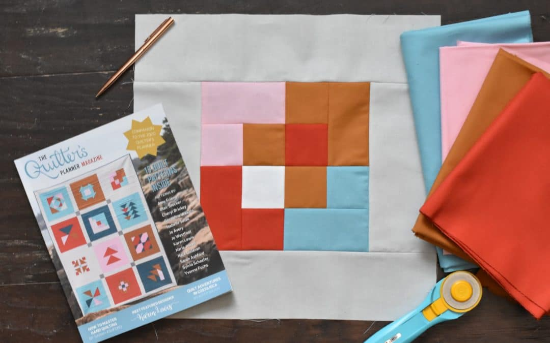 2020 Block of the Month Sampler Sew Along Guide