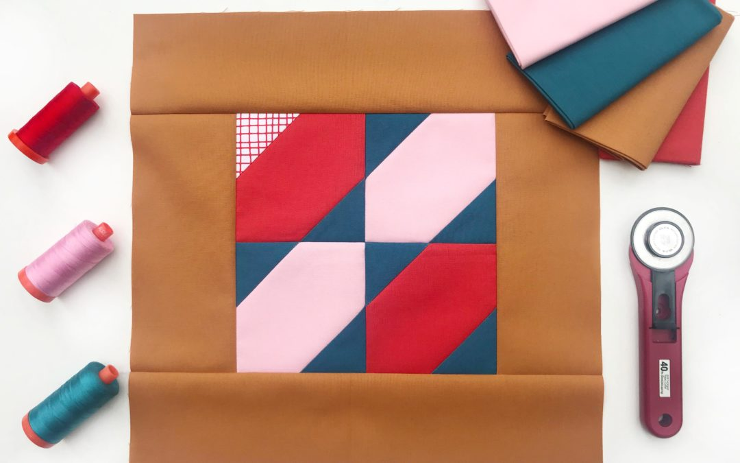 August 2020 Block of the Month Tips and Tricks