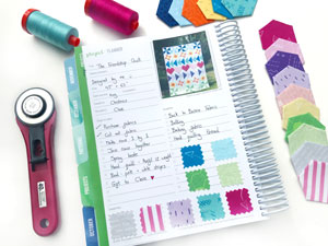 5 reasons why the Quilter's Planner is a must-have in 2021