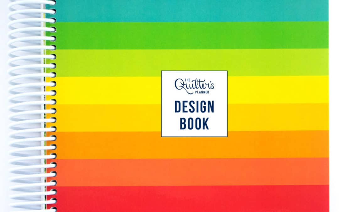 Introducing The Quilter's Planner Design Book