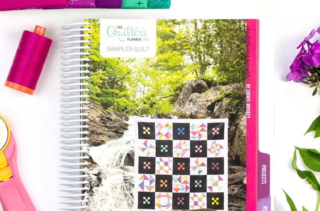 2022 Checkerboard Sampler Sew Along Guide