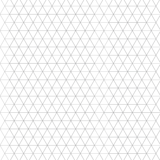 free printable  equilateral triangles graph paper
